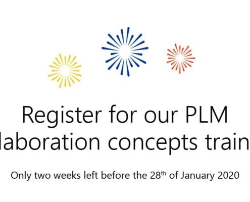 PLM collaboration concepts training