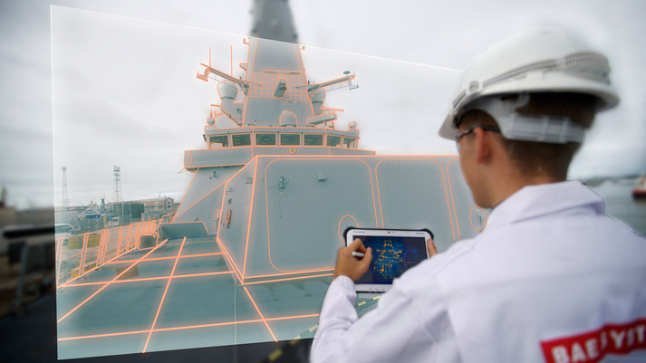 S-IKM data management solution by BAE Systems for Royal Navy